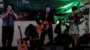 Paul O'neill of The Roving Crows  ~ Gutsy Celtic Fusion