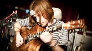 Ayers吉他代言人-Stuart Masters