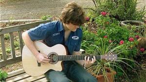 Ayers吉他代言人-SAM SHEPHERD