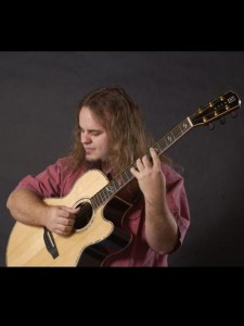 Andy Mckee and His Signature Model