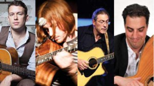 Fingerstyle Collective – UK Summer Tour