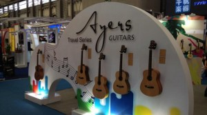 Ayers in Shanghai Messe 2012!