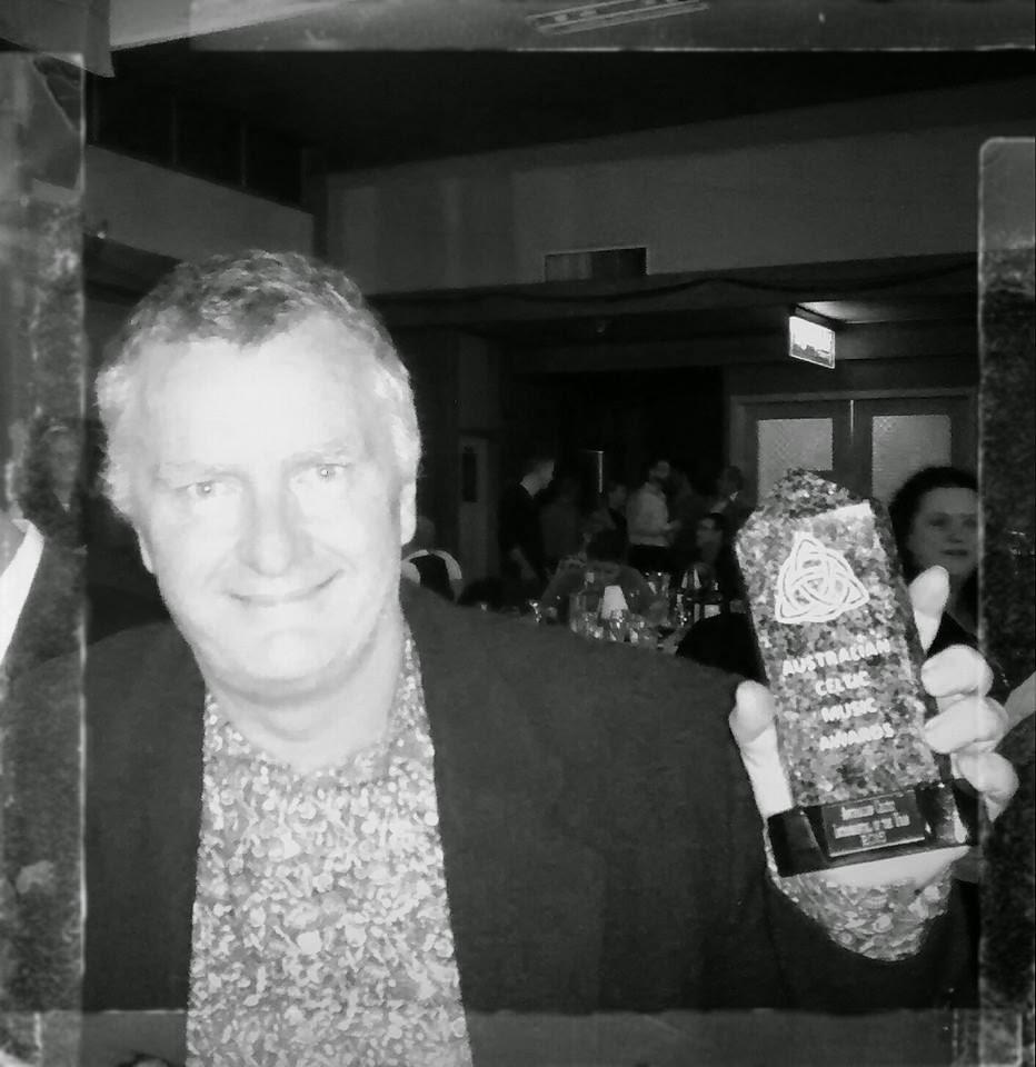 Winner 2015 Australian Celtic Music Awards for best